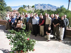 USA Sales Team at iCAP Launch, Arizona